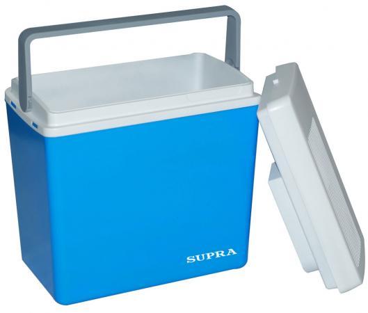 Автомобильный холодильник Supra MFC-23 23л автомобильный холодильник электрогазовый unicool deluxe – 42l