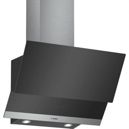 Вытяжка каминная Bosch DWK065G60R черный bosch dwk 098e21