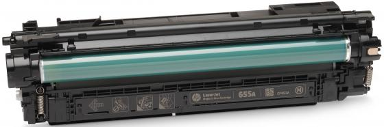 Картридж HP 655A CF453A для HP LaserJet Enterprise M652 M653 M681 M682 пурпурный картридж hp 655a cf450a для hp laserjet enterprise m652 m653 m681 m682 черный