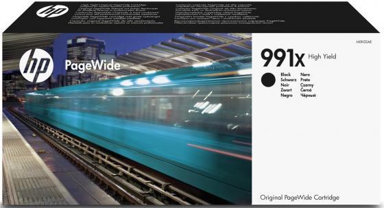 Фото - Картридж HP 991X M0K02AE для HP PageWide Pro 772dn 777z 750dw черный картридж обслуживания hp 841 pagewide xl f9j48a