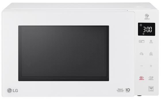Микроволновая печь LG MB65W95GIH 1000 Вт белый микроволновая печь свч lg mj 3965 bih конвекция белый