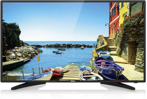 "Телевизор LED 43"" BBK 43LEM-1038/FTS2C черный 1920x1080 USB SCART VGA цена"