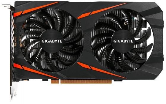 Видеокарта GigaByte Radeon RX 560 GV-RX560GAMING OC-4GD PCI-E 4096Mb 128 Bit Retail видеокарта msi radeon rx 550 radeon rx 550 4gt lp oc pci e 4096mb gddr5 128 bit retail rx 550 4gt lp oc