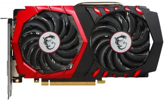Видеокарта MSI GeForce GTX 1050 Ti GTX 1050 Ti GAMING 4G PCI-E 4096Mb GDDR5 128 Bit Retail видеокарта 2048mb msi geforce gtx 1050 pci e 128bit gddr5 dvi hdmi dp hdcp gtx 1050 gaming x 2g retail