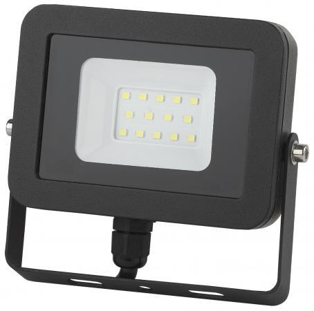 Прожектор ЭРА LPR-20-6500К-М SMD Eco Slim черный прожектор эра lpr 20 6500к м smd eco slim черный