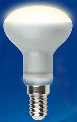 Лампа светодиодная (UL-00001491) E14 6W 3000K рефлектор матовый LED-R50-6W/WW/E14/FR PLS02WH лампа светодиодная ul 00000933 e14 6w 3000k рефлектор матовый led r50 6w ww e14 fr dim plp01wh