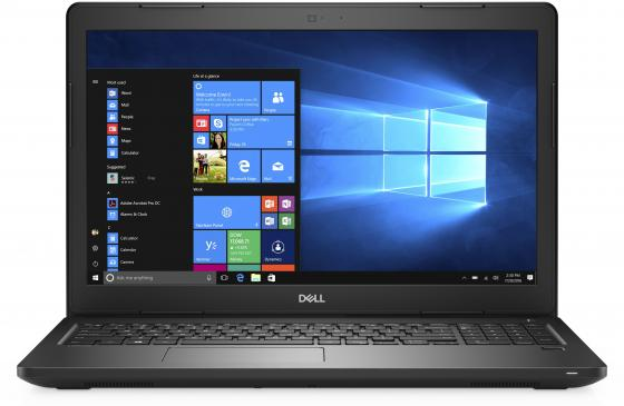 Ноутбук DELL Latitude 3580 15.6 1366x768 Intel Core i3-6006U 500 Gb 4Gb Intel HD Graphics 520 черный Windows 10 Professional 3580-7697 ноутбук dell vostro 3558 15 6 1366x768 intel pentium 3825u 500 gb 4gb intel hd graphics черный linux 3558 4483