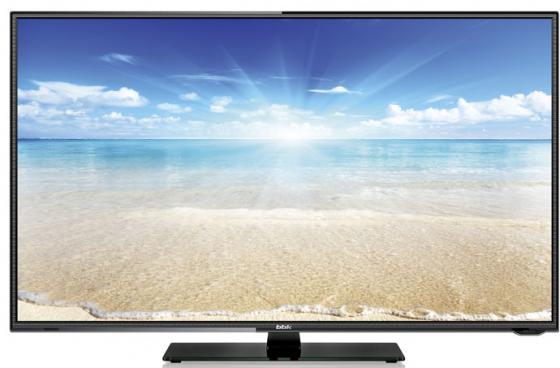 """Телевизор LED 43"""" BBK 43LEM-1023/FTS2C черный 1920x1080 50 Гц USB SCART VGA"""