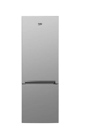 Холодильник Beko RCSK250M00S серебристый холодильник beko rcsk270m20s серебристый