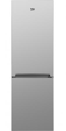 Холодильник Beko RCSK270M20S серебристый холодильник beko rcsk270m20s серебристый
