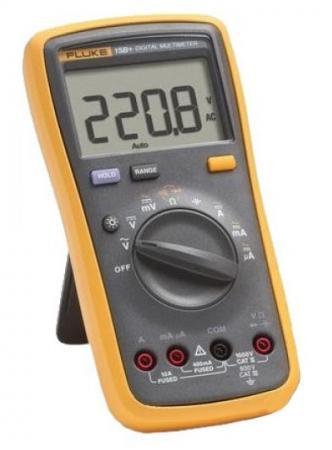 Мультиметр Fluke FLUKE-15B+ ERTA 4404222 мультиметр fluke ig fluke 107 erta