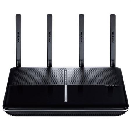 Беспроводной маршрутизатор TP-LINK Archer C3150 802.11aс 3167Mbps  ГГц .4  4xLAN USB черный