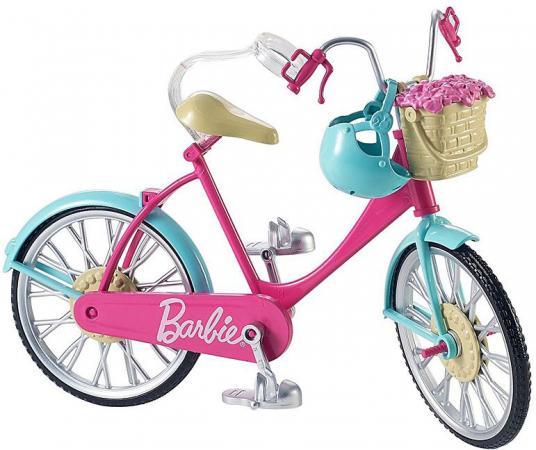 Велосипед Mattel DVX55 коробка коврик дом мечты barbie