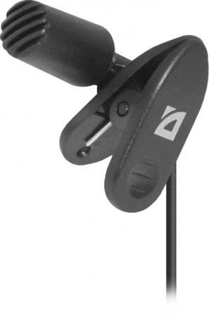 все цены на Микрофон Defender MIC-109 черный кабель 1.8м 64109
