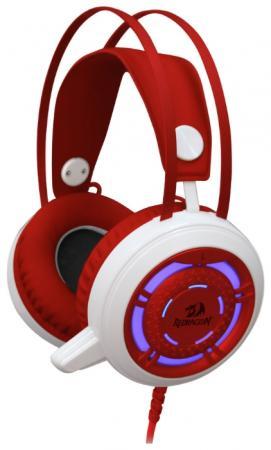 Наушники Defender Sapphire красный белый 64206 junlinu белый красный 36