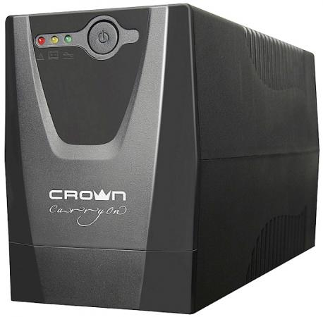 ИБП Crown CMU-500XIEC crown decorated metal headband