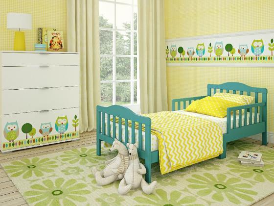 Кровать подростковая 150х70см Giovanni Shapito Candy (mint) колыбель giovanni shapito solo white pink
