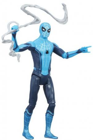 Фигурка Hasbro Человек-паук B9701 15 см фигурка hasbro человек паук b9691