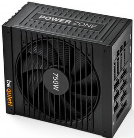 Блок питания ATX 750 Вт Be quiet POWER ZONE 750W BN211