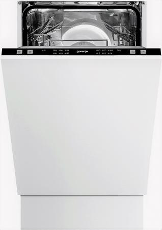 Посудомоечная машина Gorenje GV51011 белый встраиваемая посудомоечная машина gorenje gv51011
