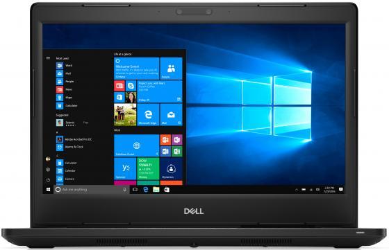 Ноутбук Latitude 3480 14,0'' HD Antiglare i3-6006U (2,0GHz)4GB (1x4GB) DDR4 500GB (7200 rpm) Intel HD 520 TPM 3 cell (42 WHr)1 year NB DDOS 3480-7611 ноутбук dell latitude 3480 core i3 6006u 4gb 500gb 14 0 dos