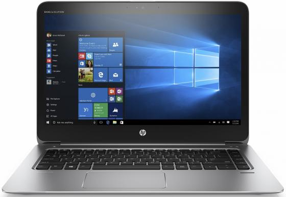Ноутбук HP EliteBook Folio 1040 G3 14 1920x1080 Intel Core i5-6200U 128 Gb 8Gb Intel HD Graphics 520 серебристый Windows 10 Professional 1EN17EA hp elitebook 745 g3 [t4h22ea] 14 fhd a8 8600b 8gb 128gb nodvdrw w7pro w10pro