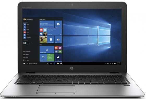 Ноутбук HP Elitebook 850 G3 15.6 1920x1080 Intel Core i7-6500U 256 Gb 8Gb Intel HD Graphics 520 черный Windows 7 Professional + Windows 10 Professional 1EM54EA