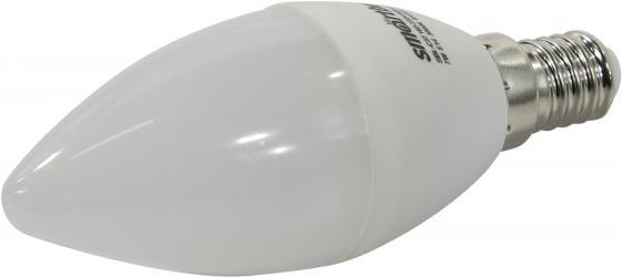 Лампа светодиодная свеча Smart Buy SBL-C37-07-30K-E14 E14 7W 3000K