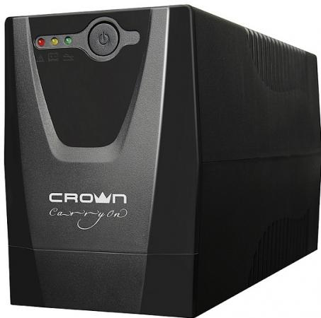 ИБП Crown CMU-650X IEC 500VA