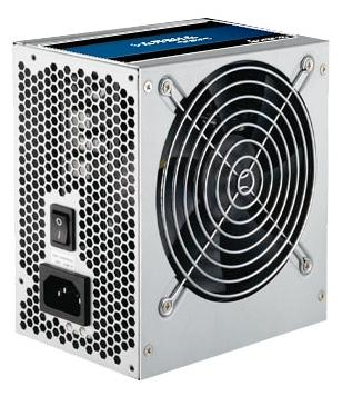 все цены на Блок питания ATX 400 Вт Chieftec GPB-400S онлайн