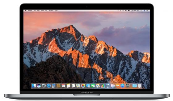 Ноутбук Apple MacBook Pro 13.3 2560x1600 Intel Core i5 128 Gb 8Gb Intel Iris Plus Graphics 640 серый macOS MPXQ2RU/A ноутбук apple macbook pro 13 mpxr2 ru a retina core i5 2 3 ггц 8 гб 128 гб ssd iris 640 cеребристый