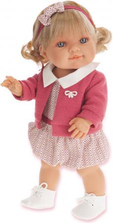Кукла Munecas Antonio Juan Сильвана 38 см 2263P кукла yako m6579 6