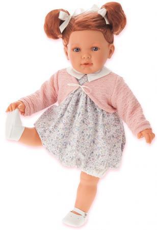 Кукла Munecas Antonio Juan Аделина рыжая 55 см 1822P