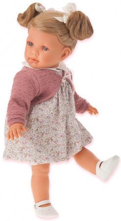 Кукла Munecas Antonio Juan Блондинка Аделина 55 см 1821P кукла antonio juan марти pink 1781p
