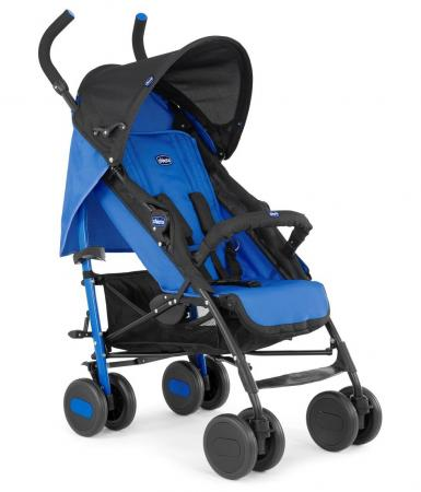 Коляска-трость Chicco Echo Stroller (power blue)