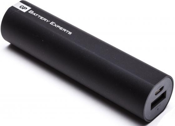 Внешний аккумулятор GP Portable PowerBank FN03M 3000mAh черный