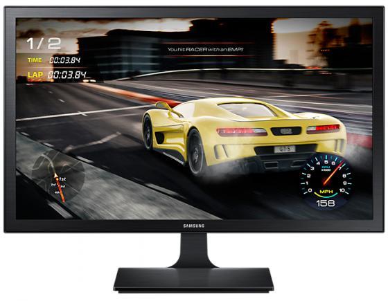 """Монитор 27"""" Samsung LS27E330HZO/CI черный TN 1920x1080 300 cd/m^2 1 ms HDMI VGA монитор samsung 27 c27f390fhi lc27f390fhix ci"""
