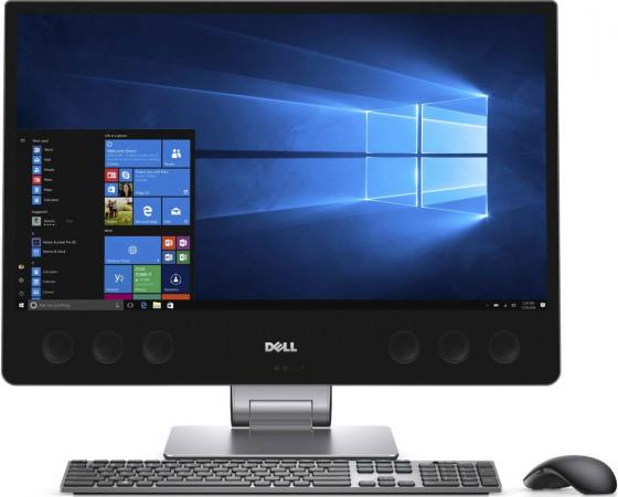 Моноблок 27 DELL XPS 7760 3840 x 2160 Multi Touch Intel Core i7-7700 16Gb 512 Gb AMD Radeon RX 570 8192 Мб Windows 10 Home серебристый черный 7760-2223 моноблок dell xps 7760 27 uhd touch core i7 7700 16gb 512gb ssd rx 570 8gb kb m win10 pro black
