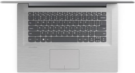 "Ноутбук Lenovo IdeaPad 320S-15ISK 15.6"" 1366x768 Intel Core i3-6006U 1 Tb 4Gb nVidia GeForce GT 920MX 2048 Мб серый Windows 10 Home 80Y90002RK"
