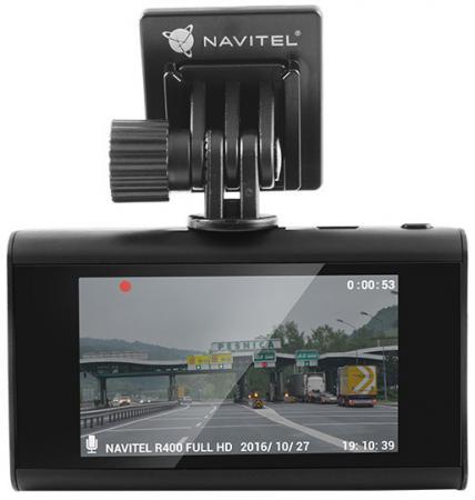 Видеорегистратор Navitel R400 2.7 1920x1080 120° microSD microSDHC датчик удара USB