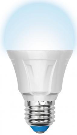 Лампа светодиодная шар Uniel Palazzo Dim LED-A60 E27 11W 4500K (UL-00000688) LED-A60-11W/NW/E27/FR/DIM PLP01WH лампочка asd led a60 standard 11w 3000k 160 260v e27 4690612001739