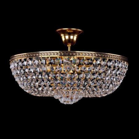 Потолочная люстра Bohemia Ivele 1928/45Z/GB люстра bohemia ivele crystal 1928 1928 45z g
