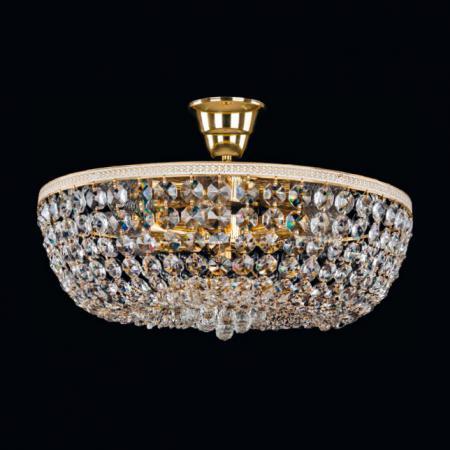 Потолочная люстра Bohemia Ivele 1928/45Z/GW люстра bohemia ivele crystal 1928 1928 45z g