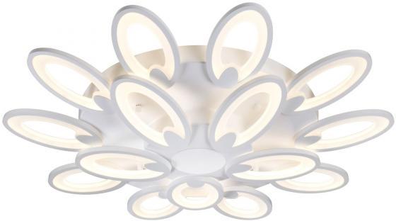 Потолочная светодиодная люстра с пультом ДУ Omnilux OML-45807-210 omnilux потолочная светодиодная люстра с пультом ду omnilux oml 45807 120
