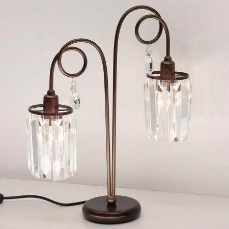 Настольная лампа Citilux Синди CL330823 настольная лампа citilux синди cl330823