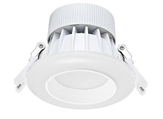 Встраиваемый светодиодный светильник Donolux DL18731/7W-White R Dim arlight светильник md150 7w white