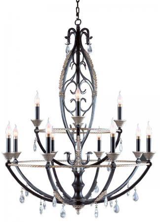 Подвесная люстра Donolux Gotico S110003/12 подвесная люстра donolux gotico s110003 4