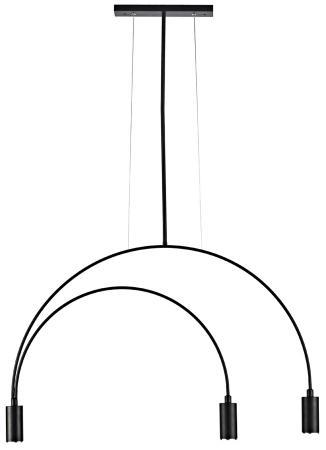 Подвесная светодиодная люстра Donolux S111018/3 donolux подвесная люстра donolux la cella s110174 4