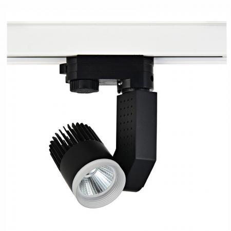Трековый светодиодный светильник Donolux DL18761/01 Track B 12W ledron slc7392 12w b