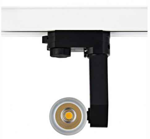 Трековый светодиодный светильник Donolux DL18761/01 Track B 5W резистор kiwame 5w 51 0 kohm